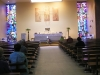 Exposition of the Blessed Sacrament Oct.2011